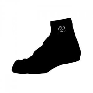 Primal Wear Thermal Black Shoe Covers - Small/Medium