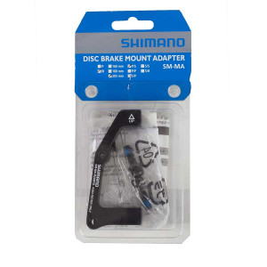 Shimano SM-MA-R203P/S Rear Adapter 203mm Post Mount