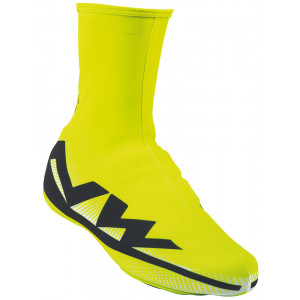 Northwave Extreme Shoecover Yellow Fluorescent M