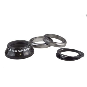 Cane Creek Integrated Headset Black W/Carbon Cone