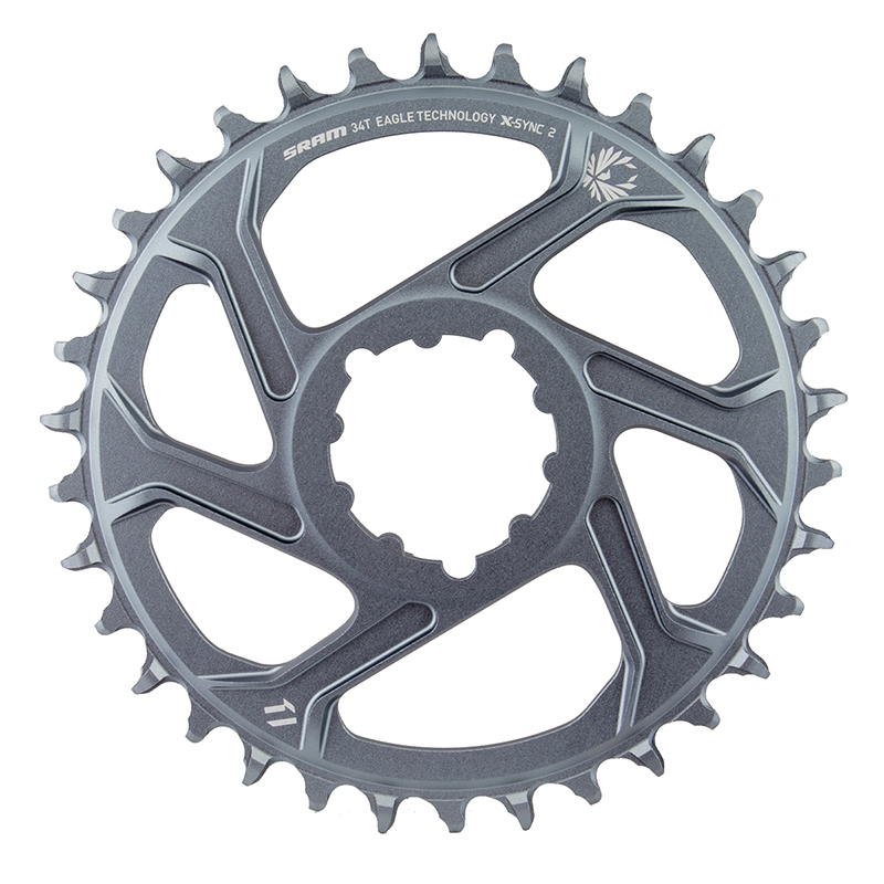 SRAM X-Sync 2 Eagle Oval Direct Mount Chainring 34 T Boost 3 mm Offset