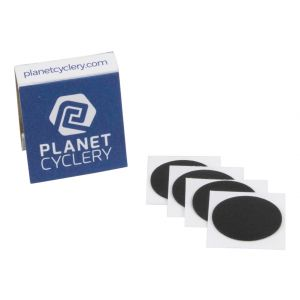 Patchbook Planet Cyclery Glueless Patch Kit