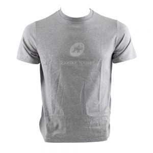 ASSOS .EQUIPESUISSE T-Shirt Red Small