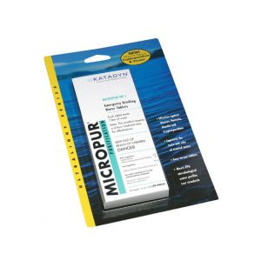 Katadyn MP1 Tablets (20 pack)