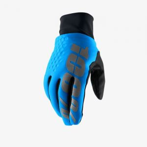 100% HYDROMATIC BRISKER Gloves Blue LG
