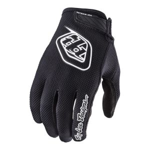 Troy Lee Designs Air Glove - Black - Youth - XS