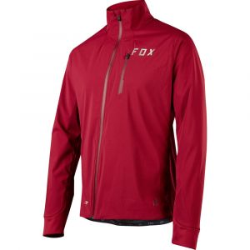 Fox RacingAttack Pro Fire SS Jacket Dark Red MD