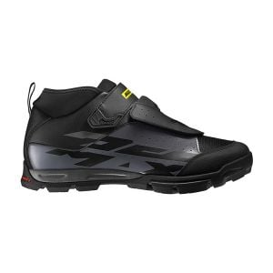 Mavic Deemax Elite MTB Shoe Black/SMOKE PEARL/Black 44.67 (US 10.5)