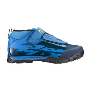 Mavic Deemax Elite MTB Shoe Poseidon/Indigo Bunting/Black 46.67 (US 12)