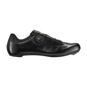 Mavic Cosmic Boa Road Shoe Black/Black/Black 43.33 (US 9.5)