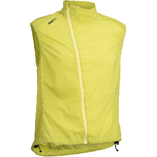 45NRTH Torvald Lightweight Vest: Citron SM