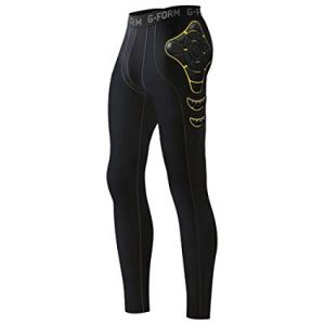 G-Form Pro-G Pants: Black/Yellow S