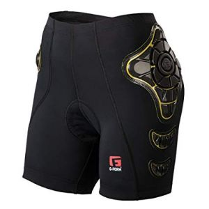 G-Form Pro-B Women's Compression Shorts: Black M
