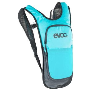 EVOC CC 2L + 2L Bladder Hydration Bag 2L Neon Blue