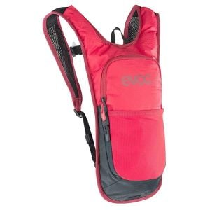 EVOC CC 2L + 2L Bladder Hydration Bag 2L Red
