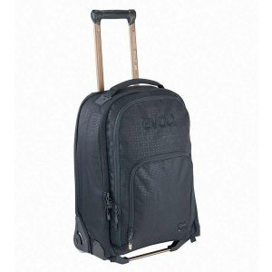 EVOC Terminal Roller bag 40L Travel bag with wheels Black