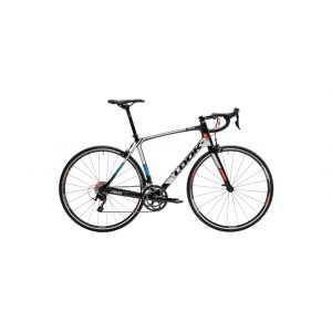 Look 765 Optimum/ Shimano 105/ Shimano RS10 Complete Bike 2018 Red/Blue M