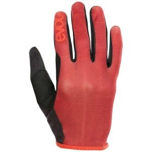EVOC Lite Touch Full Finger Gloves Chili Red XL Pair