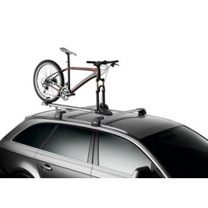 Thule 535 ThruRide Roof Rack Thru-Axle Bike Carrier