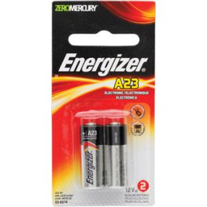 Energizer A23 12v Battery: 2-Pack