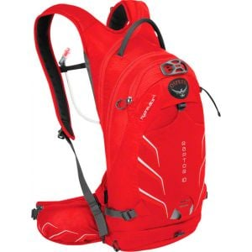 Osprey Raptor 10 Hydration Pack Red Pepper