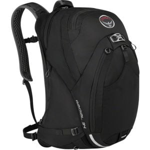 Osprey Radial 34 Backpack Black SM/MD