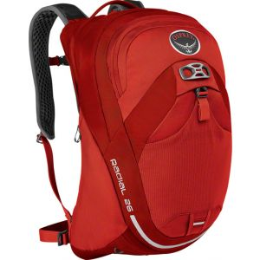 Osprey Radial 26 Backpack Lava Red MD/LG