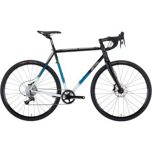 All-City Macho King Complete Bike Black/Teal Fade 46cm