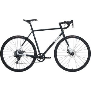 All-City Macho Man Disc Complete Bike Sparkle Black/White 43cm