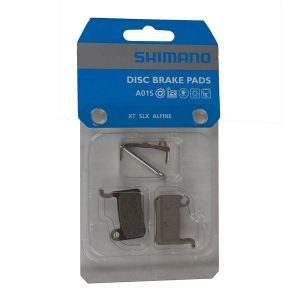 Shimano A01S (Resin) Disc Brake Pads