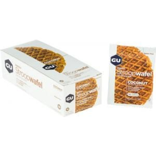 GU Stroopwafel: Coconut Box of 16