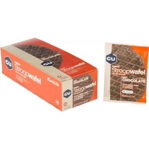 GU Stroopwafel: Hot Chocolate Box of 16