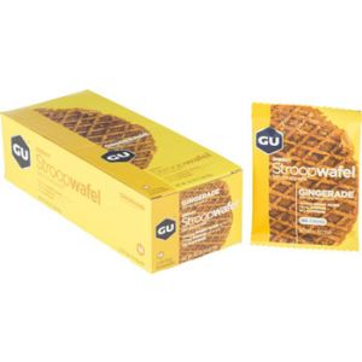 GU Stroopwafel: Gingerade Box of 16