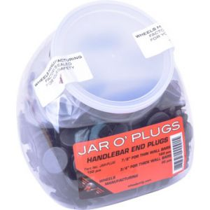 Wheels Manufacturing Jar O' Plugs: 150 Total (120 for Thinwall and 30 for