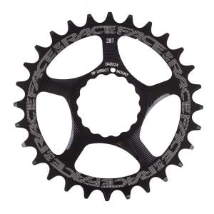 Race Face Cinch DM  28T Black 10/11s Chainrings