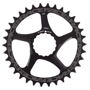 Race Face Cinch DM  34T Black 10/11s Chainrings