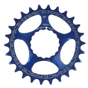Race Face Cinch DM  26T Blue 10/11s Chainrings