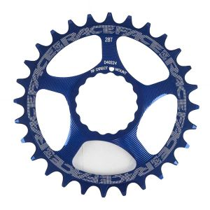 Race Face Cinch DM  28T Blue 10/11s Chainrings