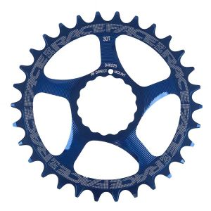 Race Face Cinch DM  30T Blue 10/11s Chainrings