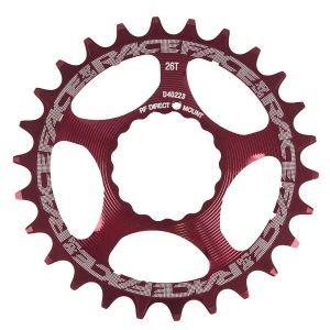 Race Face Cinch DM  26T Red 10/11s Chainrings