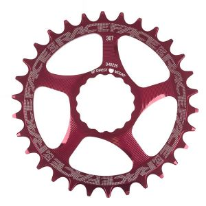 Race Face Cinch DM  30T Red 10/11s Chainrings