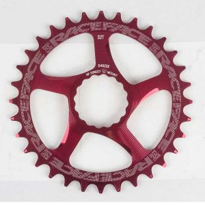 Race Face Cinch DM  32T Red 10/11s Chainrings