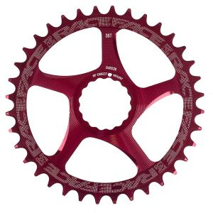 Race Face Cinch DM  36T Red 10/11s Chainrings