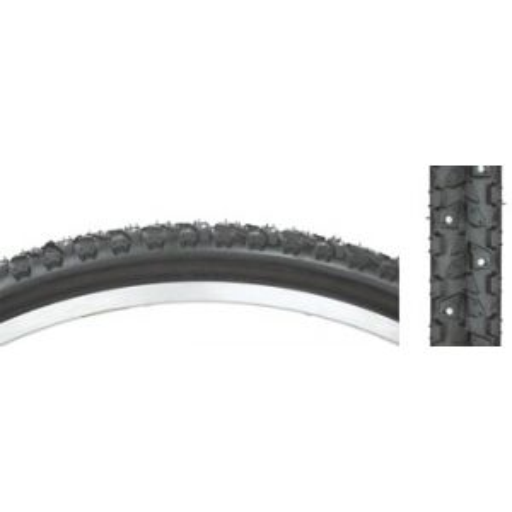 Kenda Klondike K1014 Studded Tire 700x35 100 Studs Steel Bead Black