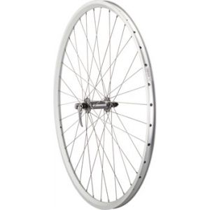 Quality Wheels Pavement  Front Wheel 700c 36h Shimano LX / Velocity Dyad / DT