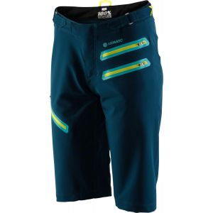100% Airmatic Women's MTB Short: Forest Green SM