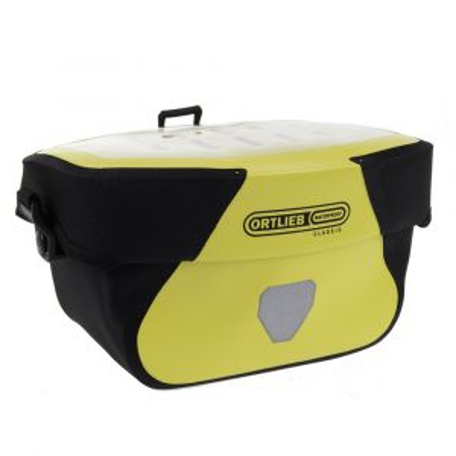 Ortlieb Ultimate 6 S Classic Handlebar Bag Yellow/Black