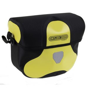 Ortlieb Ultimate 6 Classic Handlebar Bag: Medium 7 Liter Yellow/Black