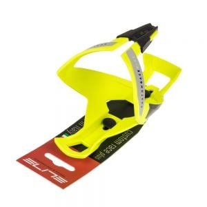 Elite Custom Race Plus Bottle Cage Yellow