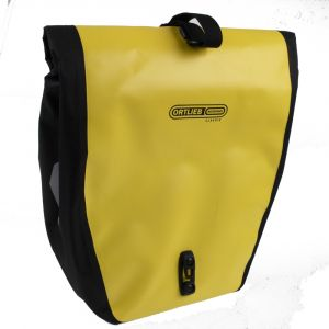 Ortlieb Back-Roller Classic Pannier: Pair Yellow/Black